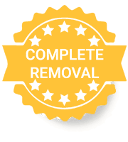 Complete Removal Badge