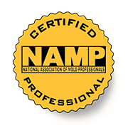 National Association Of Mold Professionals Badge